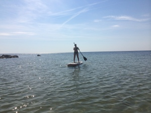 Stand Up Paddle (sup) - Tofta